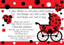 ladybug baby shower favors ladybug baby shower invitation and theme unique baby shower