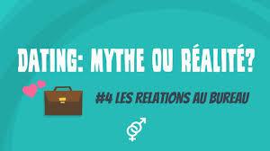 relation au bureau 4 dating mythe ou réalité les relations au bureau