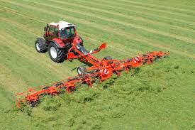 kuhn updates gyrotedder range farm machinery