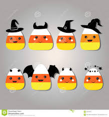 Candy Corn Halloween Costume Candy Corn Clip Art Stock Vector Image 59340871