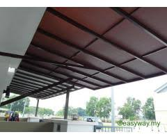 Awning Supplier Metal Deck Awning Supplier Alor Setar Easyway My Best