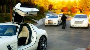 mayweather bentley boxer floyd mayweather u0027s crazy car collection cars pinterest