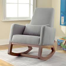 Comfortable Rocking Chairs For Nursery Modern Nursery Rocker Nursery Rocking Chair For Added Comfort