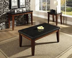 end table granite top marvelous coffee base home design and decor