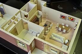 interior model howard architectural models westwood terrace