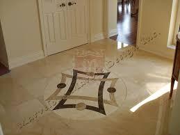 flooring designs round marble medallions in california marble flooring designs images