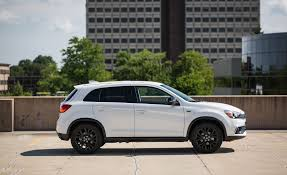 mitsubishi outlander sport interior 2017 mitsubishi outlander sport in depth model review car and