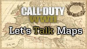 Asu Map Let U0027s Critique The Map Choice In Cod Ww2 Youtube