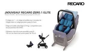 siege auto a partir de 9kg baby test siège auto zero 1 elite de recaro consobaby