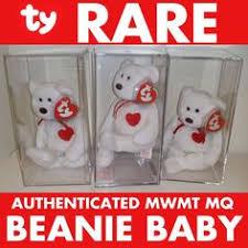 ty valentino ty oddity flag 1st beanie baby teddy