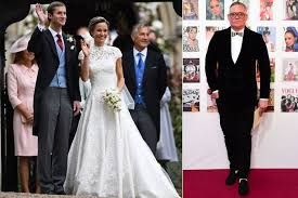 why giles deacon is the perfect designer for pippa middleton u0027s