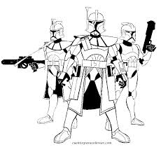Clone Wars Coloring Page Many Interesting Cliparts Wars Clone Coloring Pages