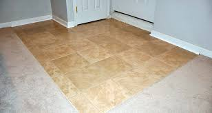 Installing Carpet In Basement by Tile Your Home Solution Marriottsville Md