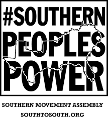 southern movement assembly u2013 south to south