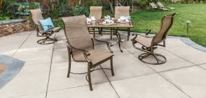 replacement slings for outdoor patio furniture let the
