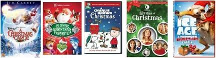 amazon great deals for christmas movies on dvd