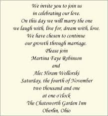 bridal invitation wording wonderful wedding invitation wording from and groom