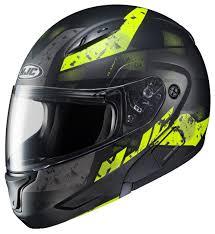 hjc helmets motocross hjc cl max 2 friction helmet cycle gear