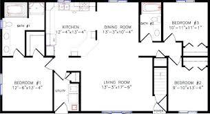 simple open floor plans simple open floor plans simple open floor plan ranch