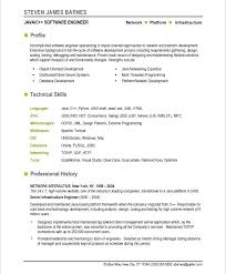 Reference Resume Sample by Awesome Collection Of Software Engineer Resume Sample Experienced