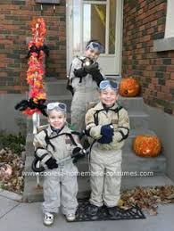 Halloween Costumes Ghostbusters Ghostbusters Costume Homemade Ghosbusters