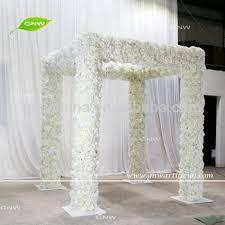 wedding arch entrance gnw flwa1705001 arrangement floral entrances ornamental wedding