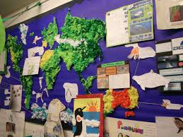 World Map Ks1 by Year 3 World Geography Study Habitats World Map Continent