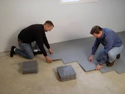 Basement Floor Drain Installation by Nine Steps To Take Before Finishing Your Basement In The Midlands