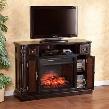 fireplace media stand interior design