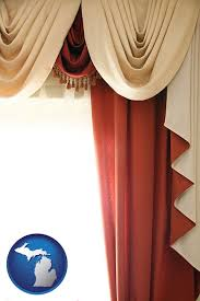Of Michigan Curtains Draperies Curtains Retailers In Michigan