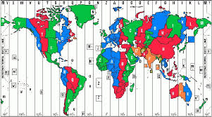 map showing time zones in usa btimeb bzoneb map of the bunited useful information time in the