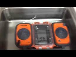 Ecoxgear Rugged And Waterproof Stereo Boombox Grace Eco Terra Waterproof Stereo Youtube