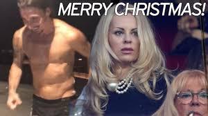 man utd u0027s zlatan ibrahimovic gives his wife a christmas present