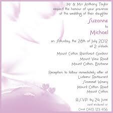 brilliant informal wedding invitation wording wedding supplies