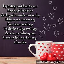 For My Husband On Our I Love You Poems For Husband Love Poems For Him U2013 Wishesmessages Com