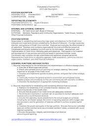 best photos of example job description template sample job