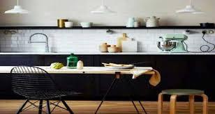 cuisine nordique la cuisine scandinave affiche style en déco de cuisine