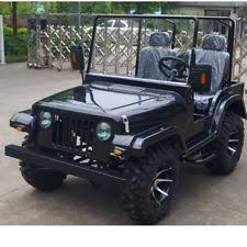 small jeep for kids petrol ride on car ebay