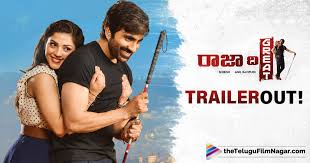 ravi teja raja the great trailer out now mehreen pirzada dil