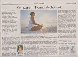 Plz Bad Nauheim Hormone In Balance Praxis Mit Herz Bettina Fornoff
