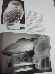 lalique owl radiator mascot ornaments hobbydb