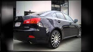 lexus north miami tires f1 wheel u0026 tyre lexus is 250 custom rims bboss maddison youtube