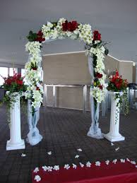 wedding arches to hire decorated wedding arch for hire rent or rental in albany