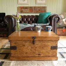 Rustic Trunk Coffee Table 47 Best Coffee Tables And Trunks Images On Pinterest Trunk