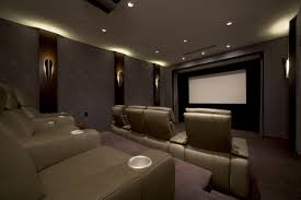 Theatre Room Designs At Home by Home Theater Powerhouse 301 838 9191