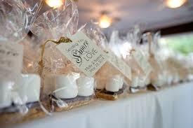 smores wedding favors s mores kit wedding favors