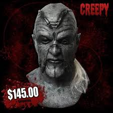 jeepers creepers mask need help finding jeepers creepers mask
