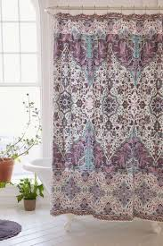 Green And Gray Shower Curtain Uncategorized Purple And Green Shower Curtain In Exquisite