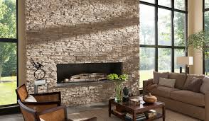 stacked stone fireplace sleek homestead vail property search