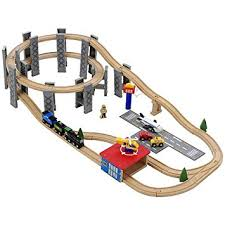 imaginarium train table instructions imaginarium wooden spiral train set amazon co uk toys games